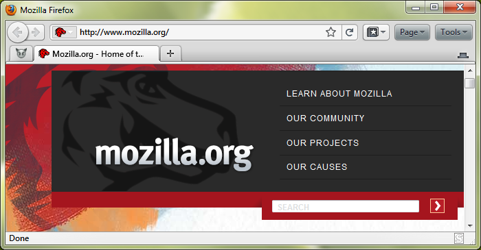 Firefox can be very beautiful | Sina Salek Official Site